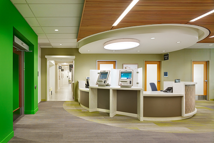 Skender Completes Specialty Clinic for Rush Oak Park Hospital
