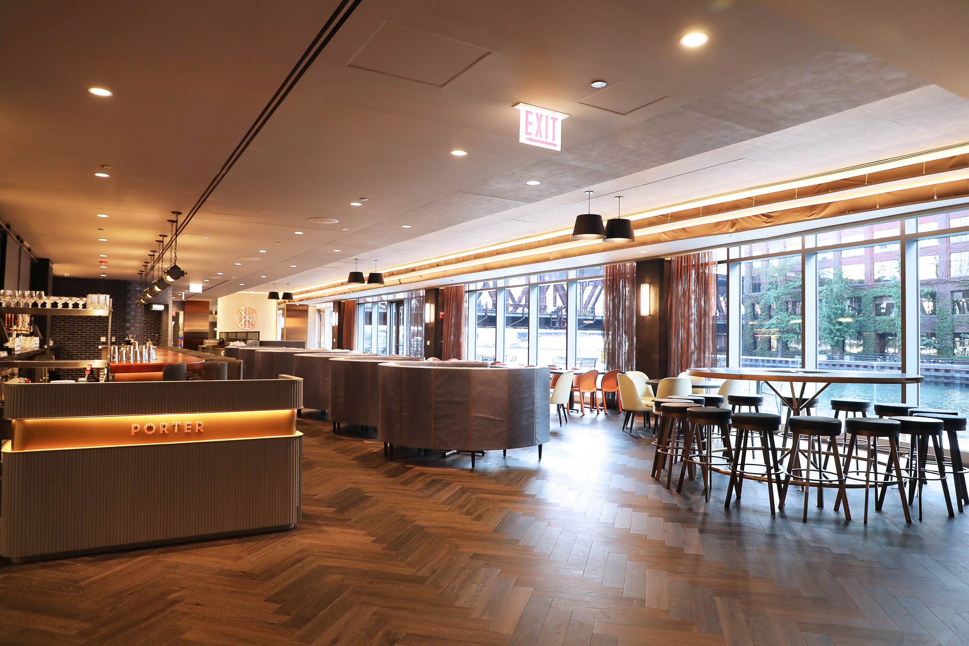 Skender Completes Two Restaurants For Four Corners Tavern Group At 150 N Riverside