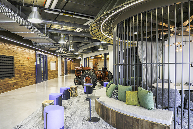 Skender Completes 21,000-SF Office Build-out for The Climate Corporation
