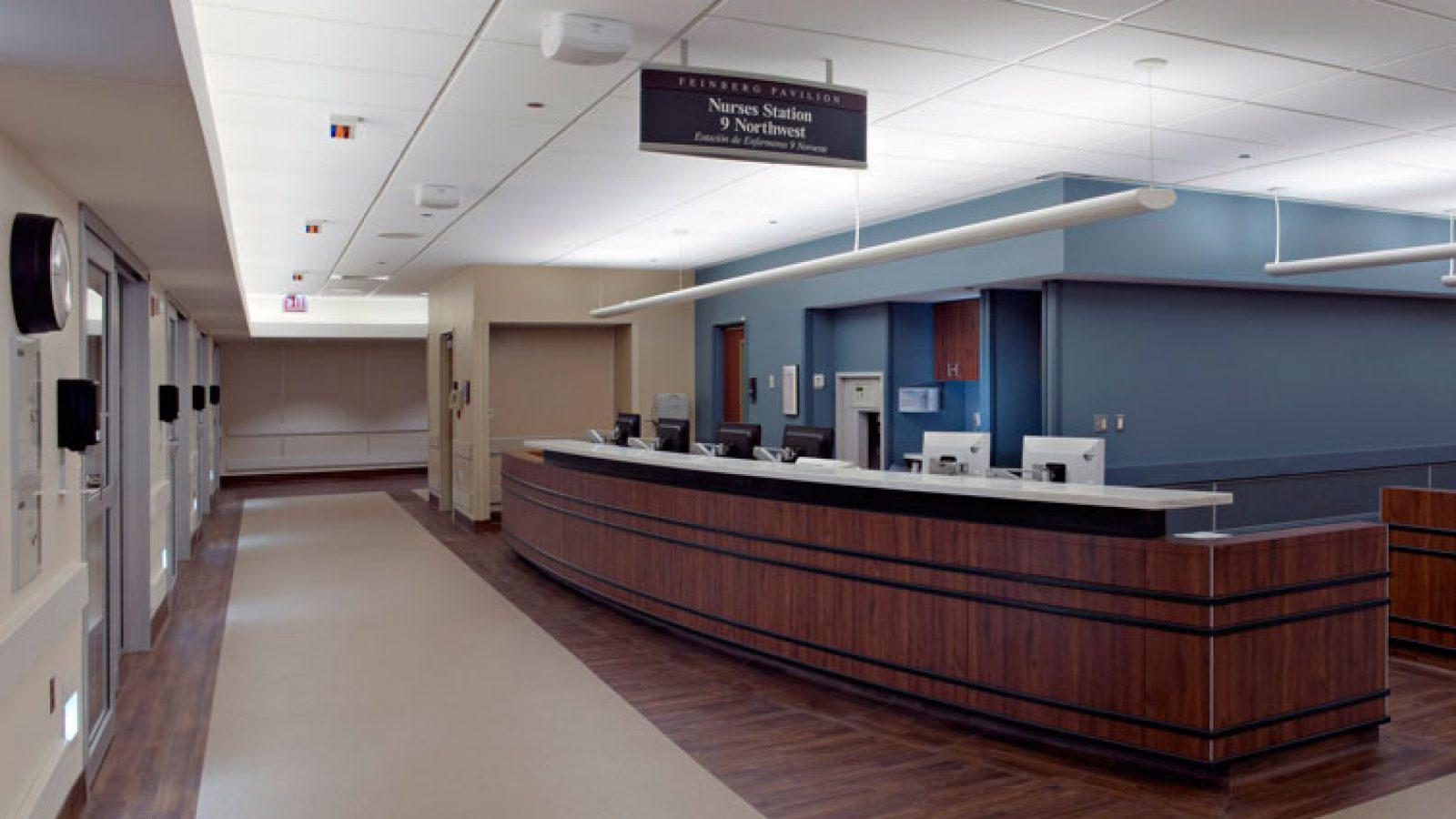 Northwestern Memorial Hospital Intensive Care Units, Chicago