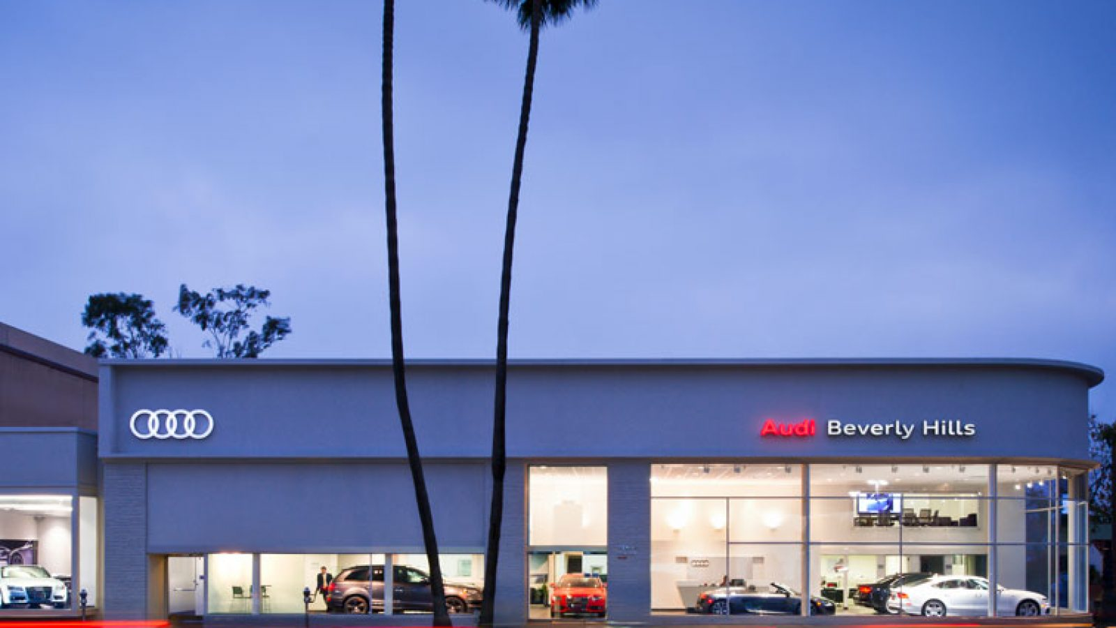 Fletcher Jones Audi Beverly Hills Beverly Hills CA By Skender - Audi beverly hills