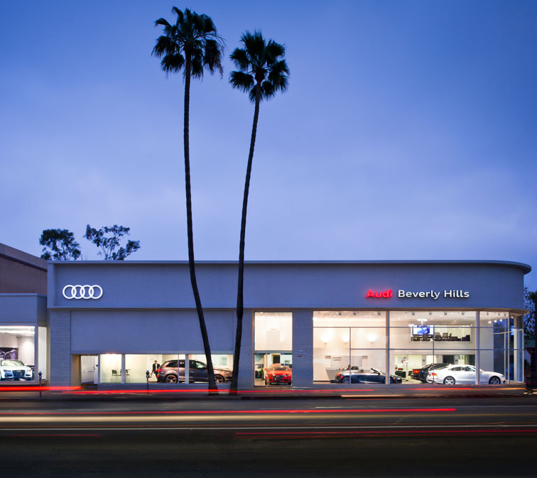 Fletcher Jones Audi North Avenue Chicago, Chicago, IL By