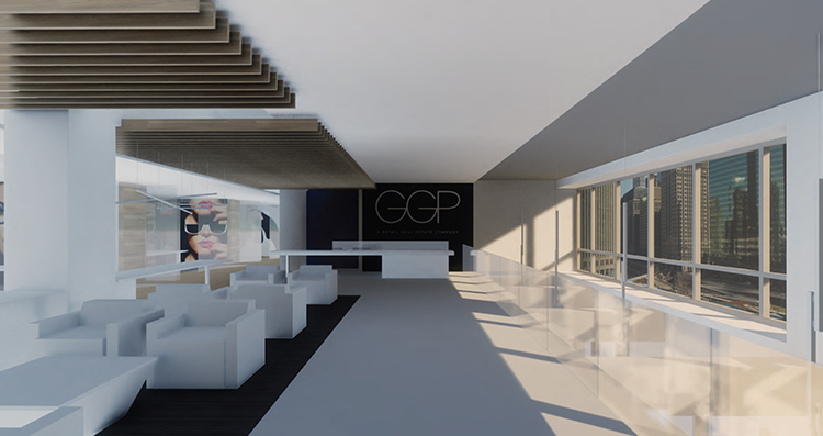 Skender Starts 168,000-SF Headquarters Relocation Project for GGP