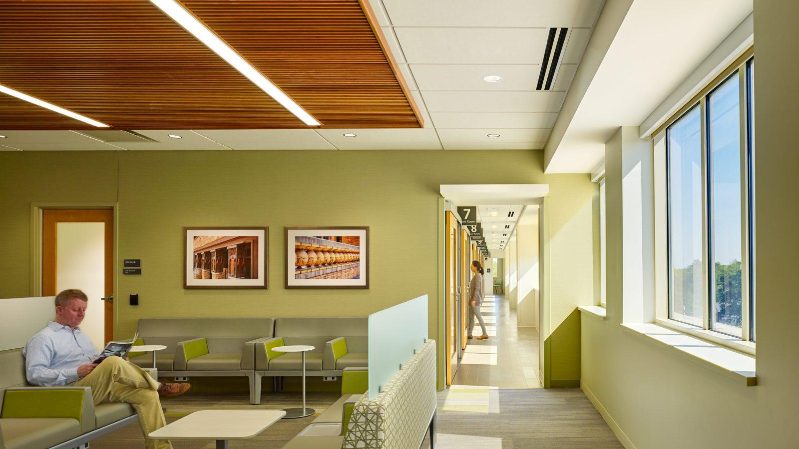 Rush Oak Park Hospital Specialty Clinic, Oak Park, IL by Skender