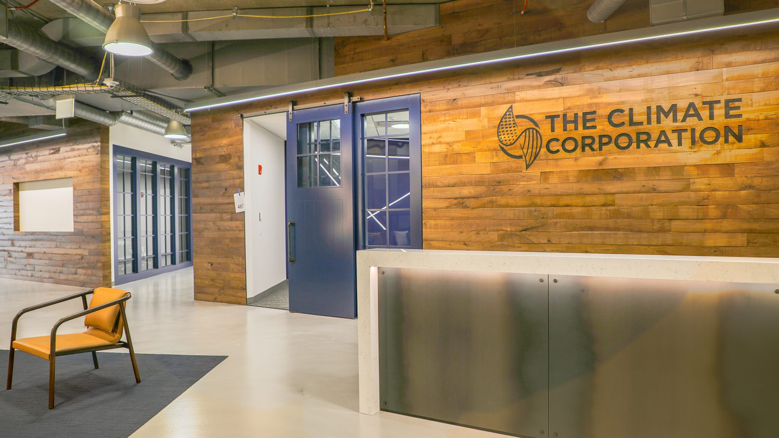 The climate corporation chicago il by skender - Kraft foods chicago office ...