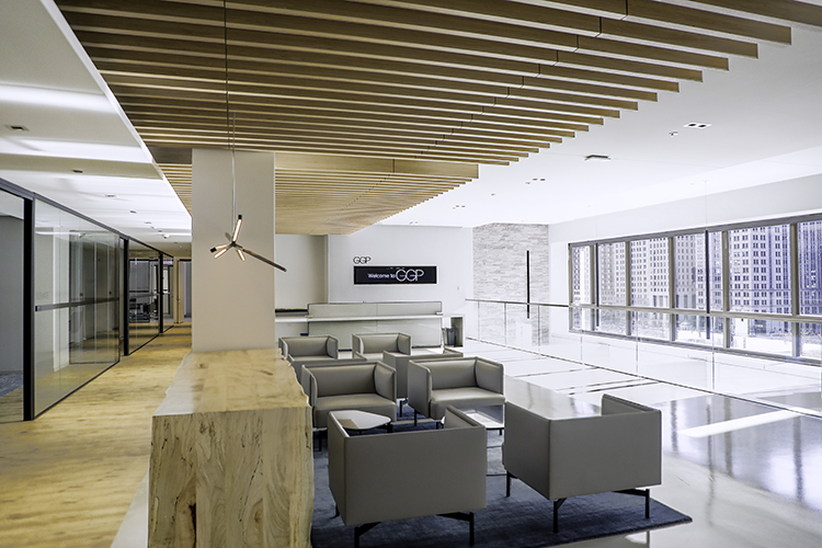 Skender Completes 176,000-SF Headquarters Relocation Project for GGP