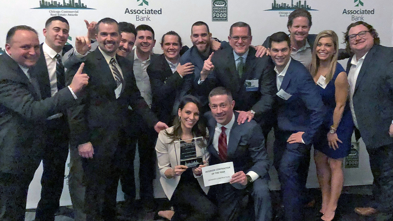 Skender Wins Interior Contractor of the Year