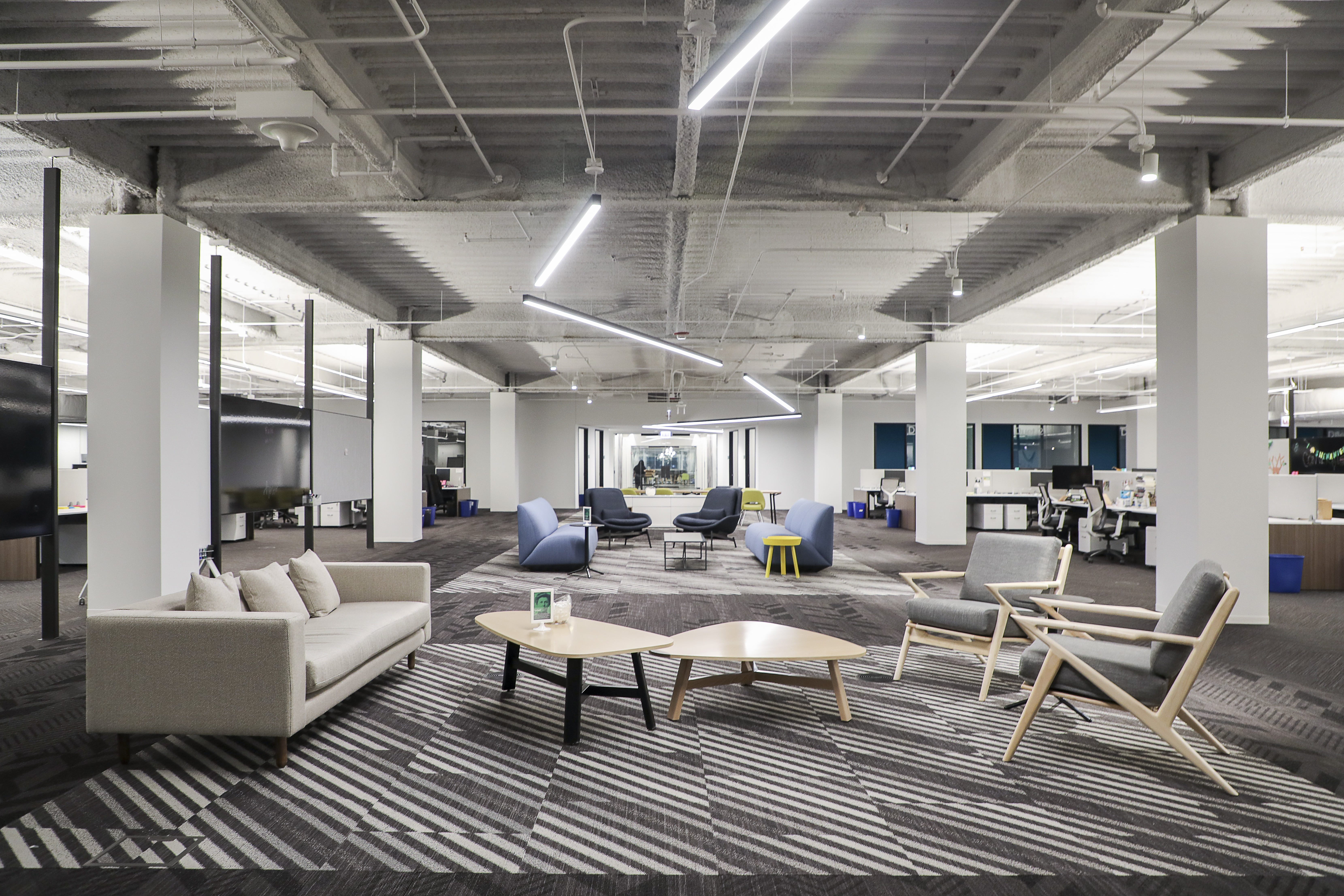 Skender Completes 64,000-SF Headquarters Expansion for Sprout Social