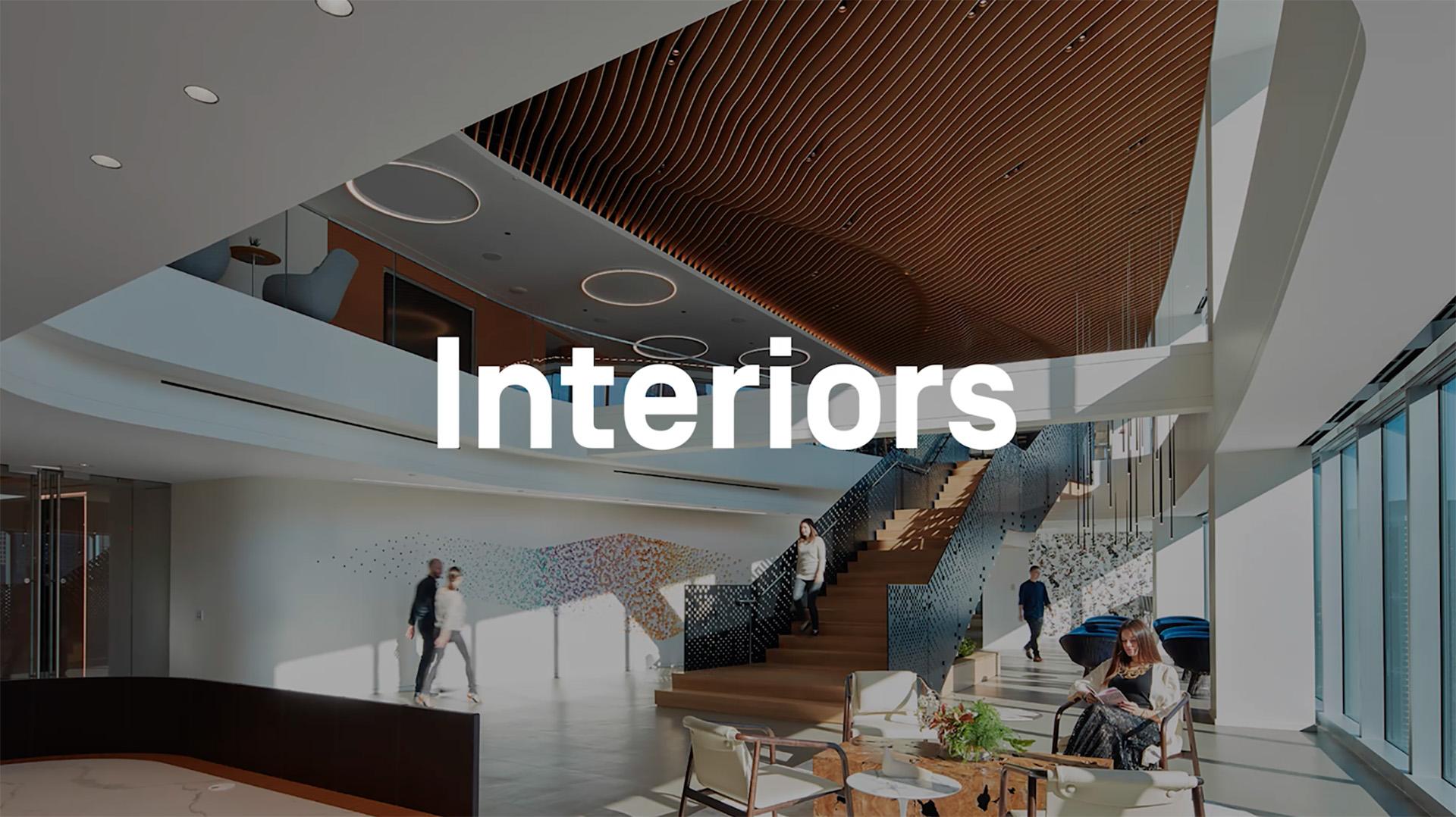 Interiors Market Video