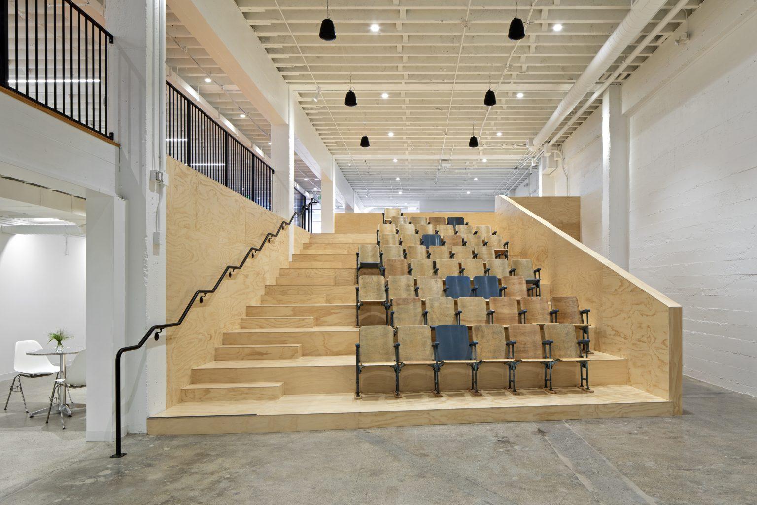 Skender Completes Preziu0027s 3 Story Office Renovation In San Francisco ...