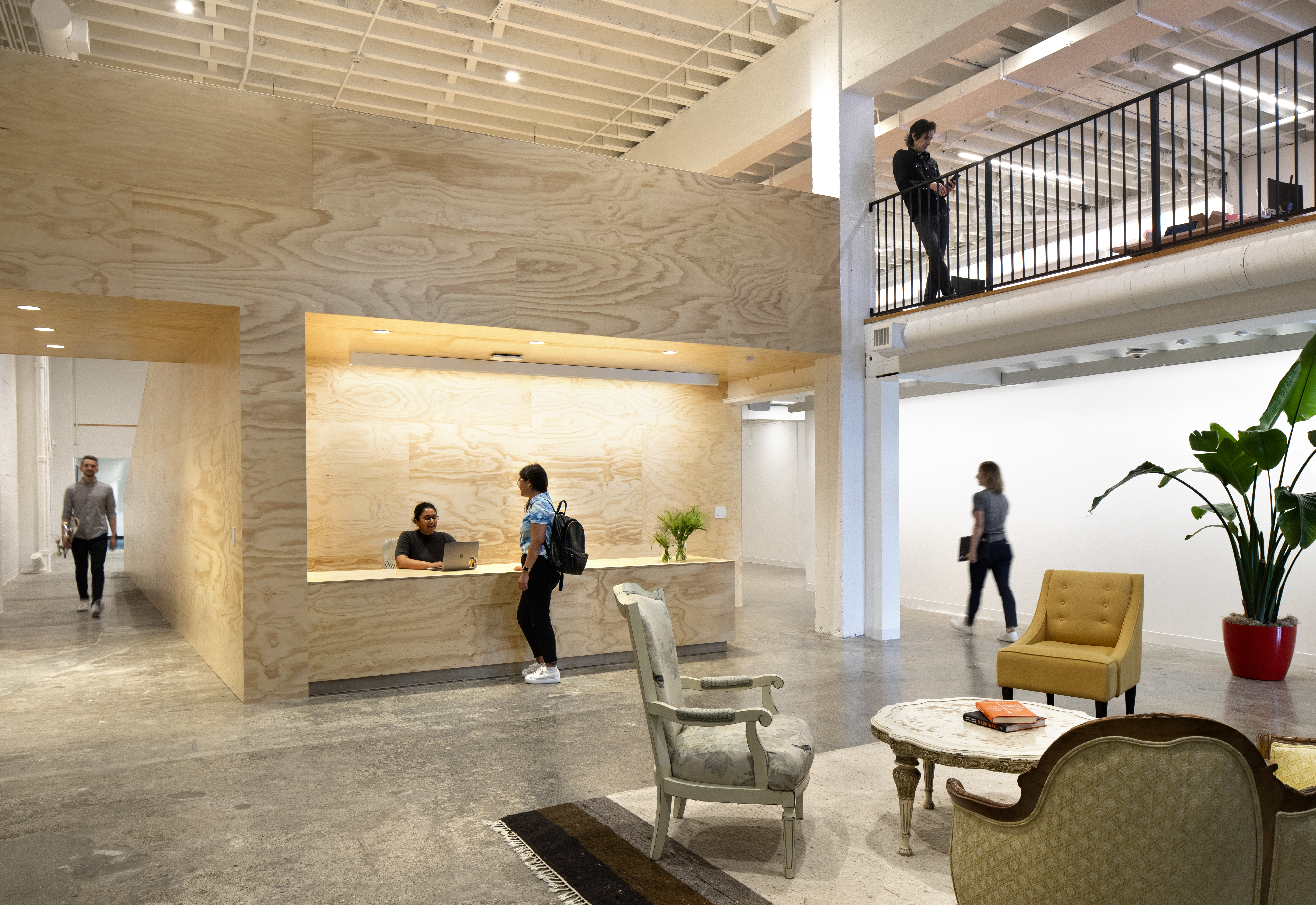 Skender Completes Prezi's 3-story, 20,000-SQFT Office in San Francisco