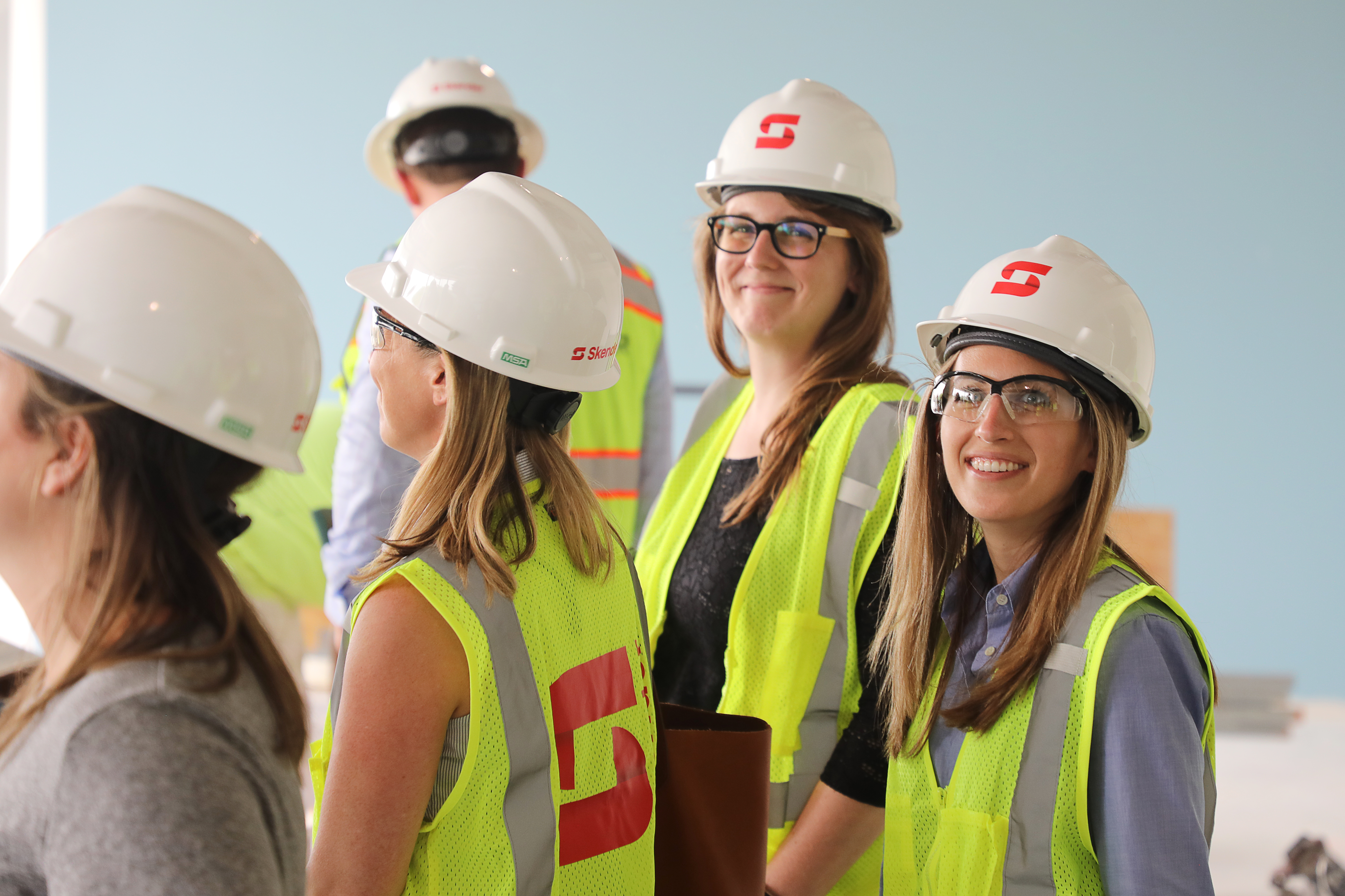 Women Have Created Paths For Upward Growth In Construction. Now They're Working On The Next Step