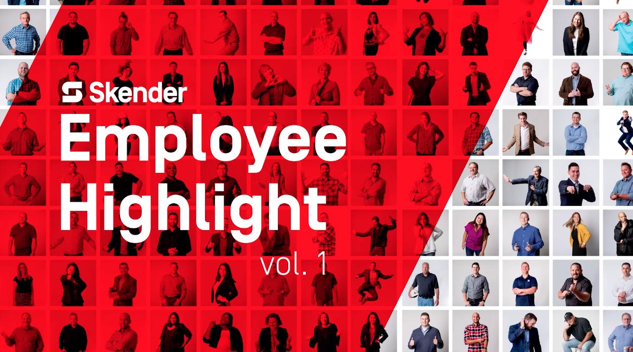 Employee Highlight Vol. 1