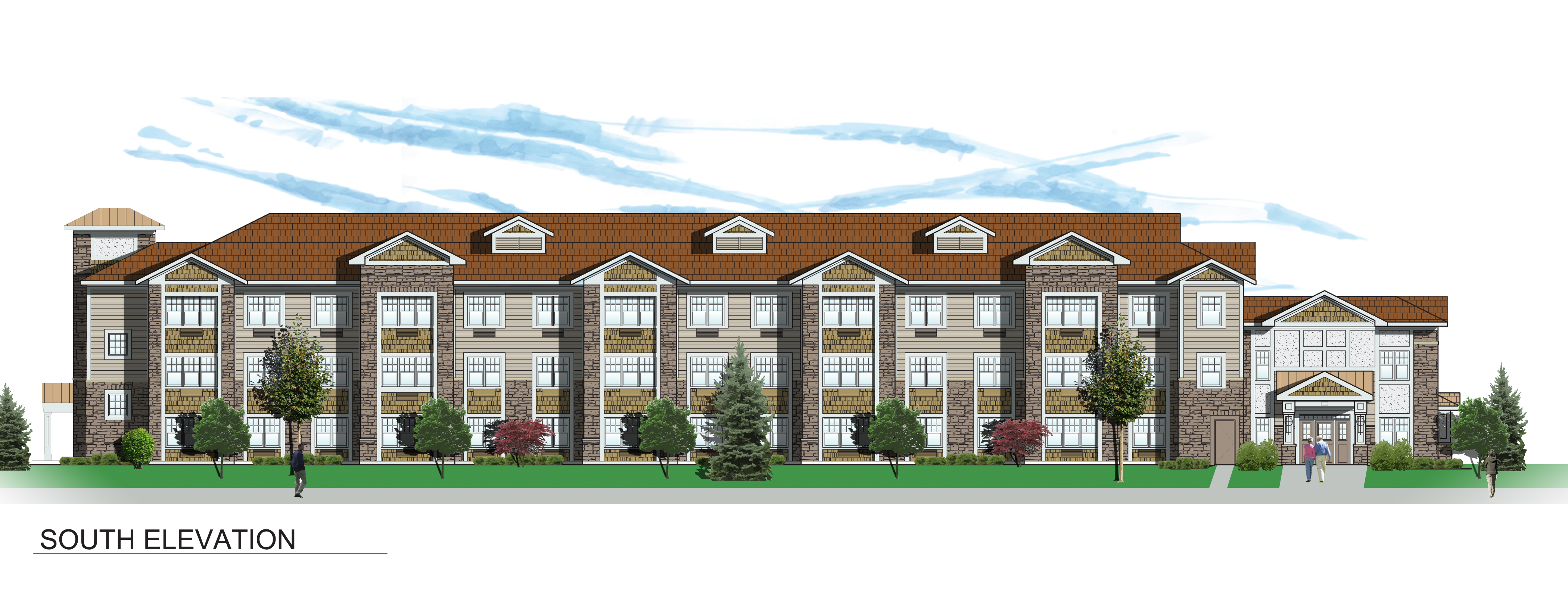 Skender breaks ground on independent senior living facility in Crystal Lake