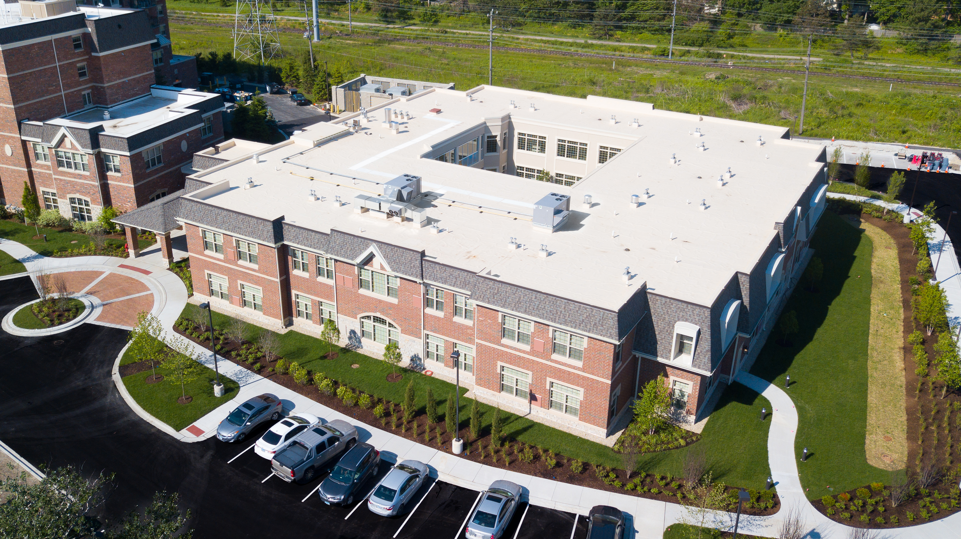 Skender Completes Expansion of Assisted Living Facility in Northbrook, Illinois