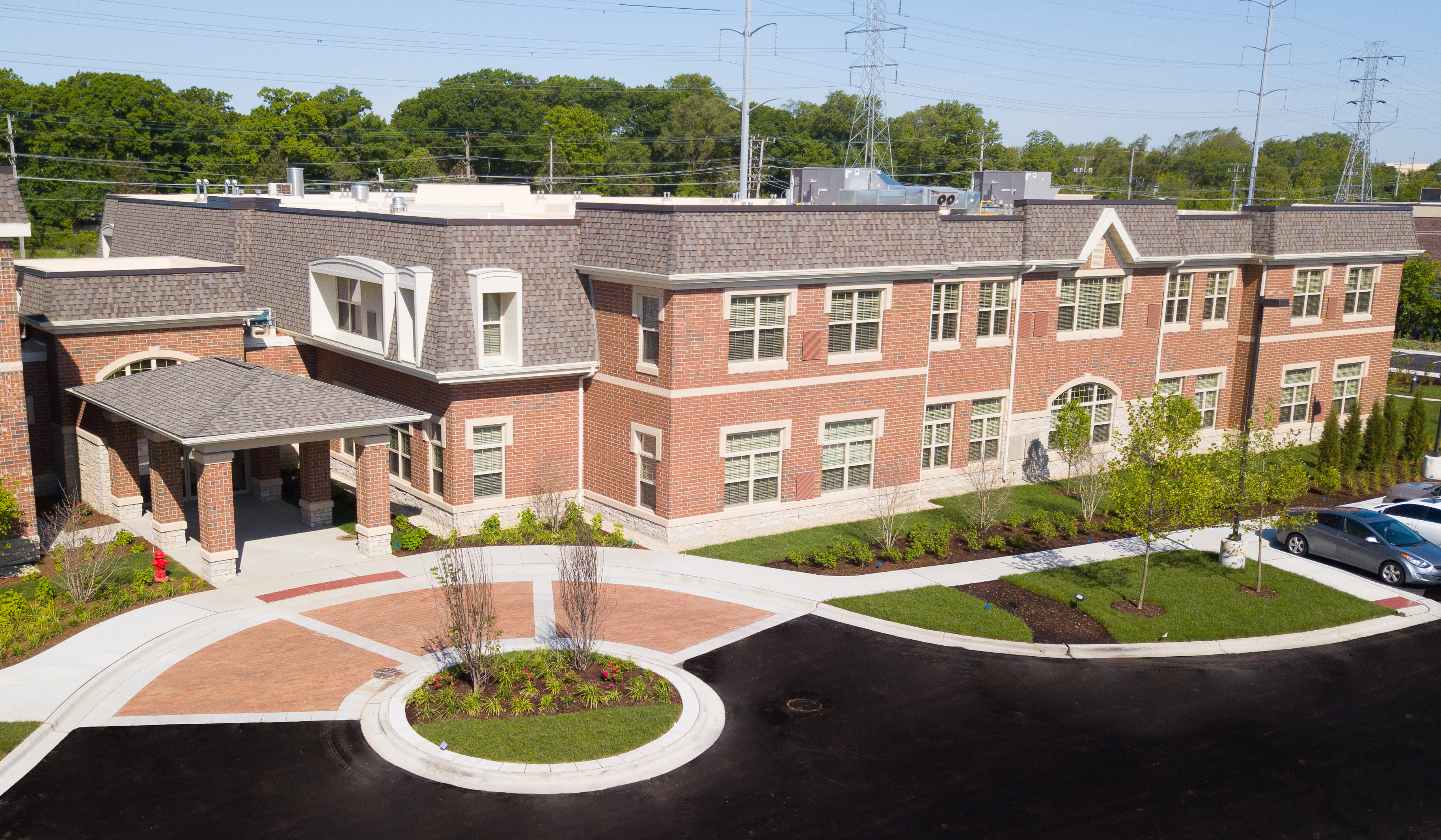 Chicago-Area Assisted Living Community Gets New Building