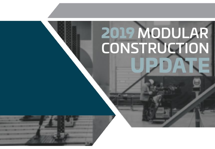 "Skender and BuiltWorlds Release ""2019 Modular Construction Update"" Research Report"