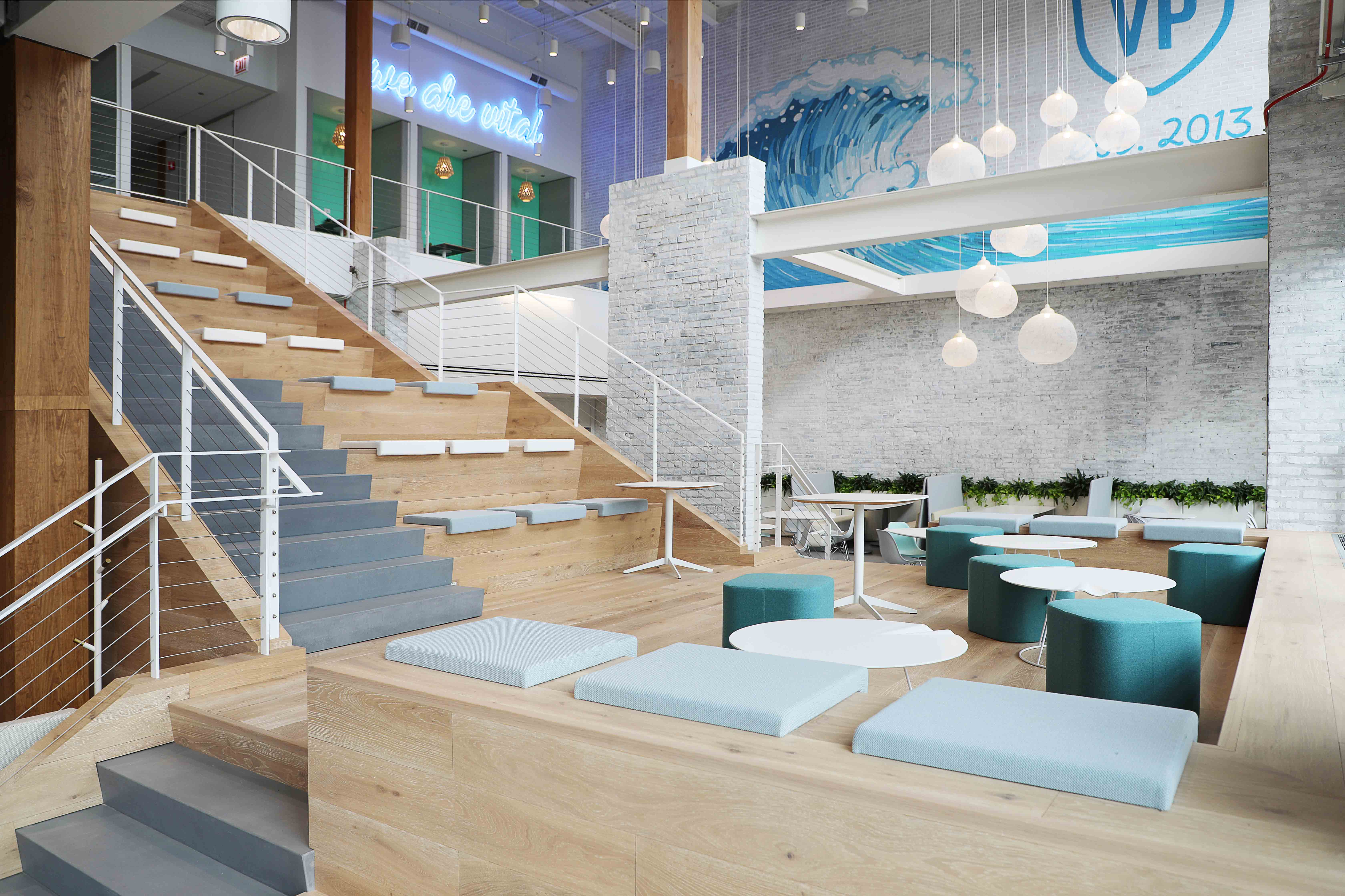 Skender wraps up interior work on new Vital Proteins HQ in Fulton Market