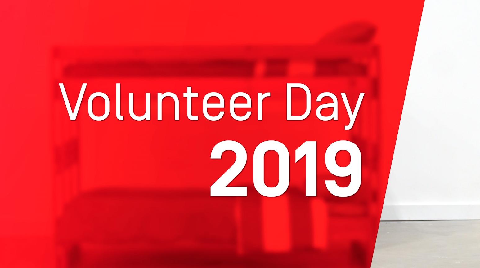 Volunteer Day 2019