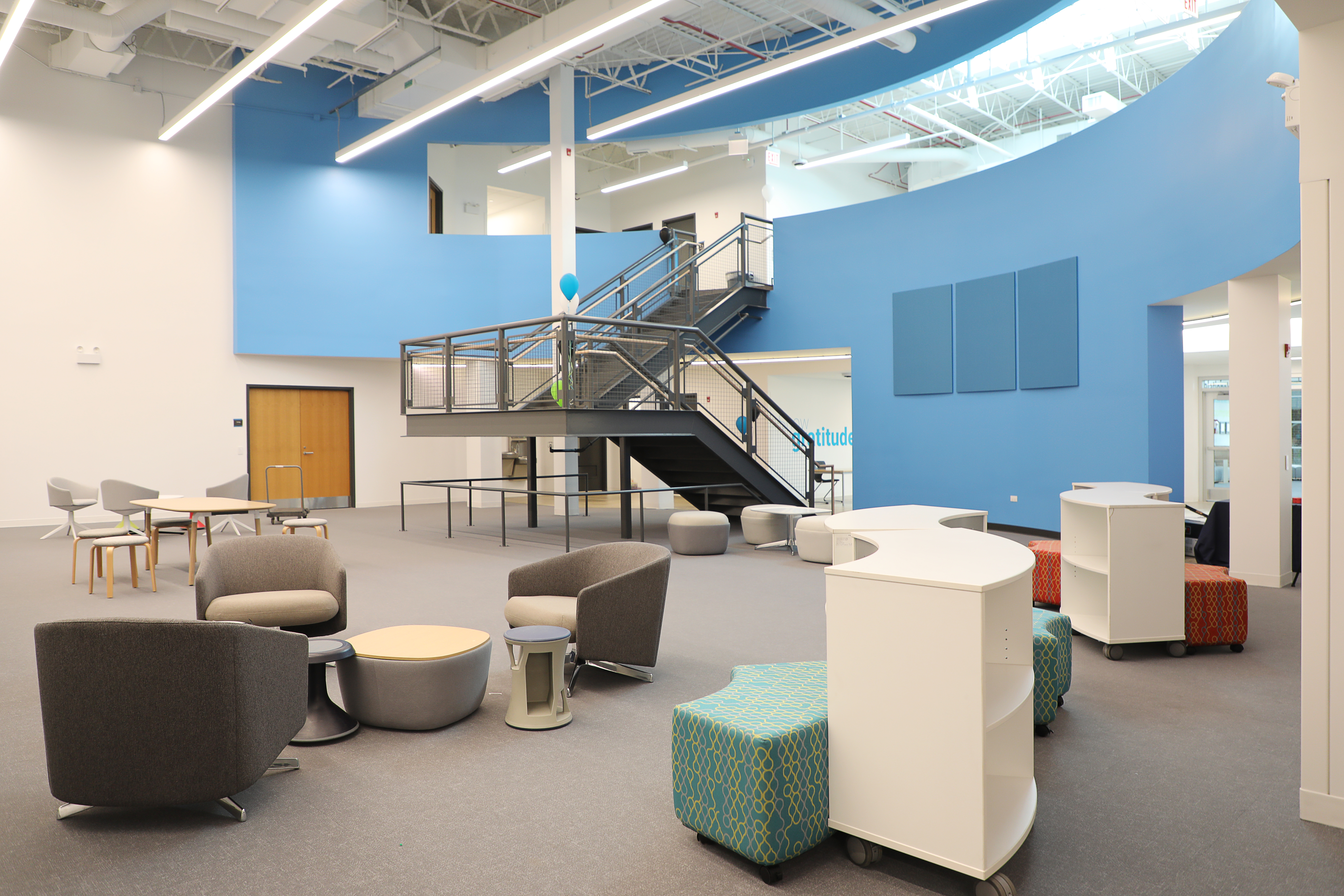 Skender Completes 100,000-SF Renovation for New South Side Charter School