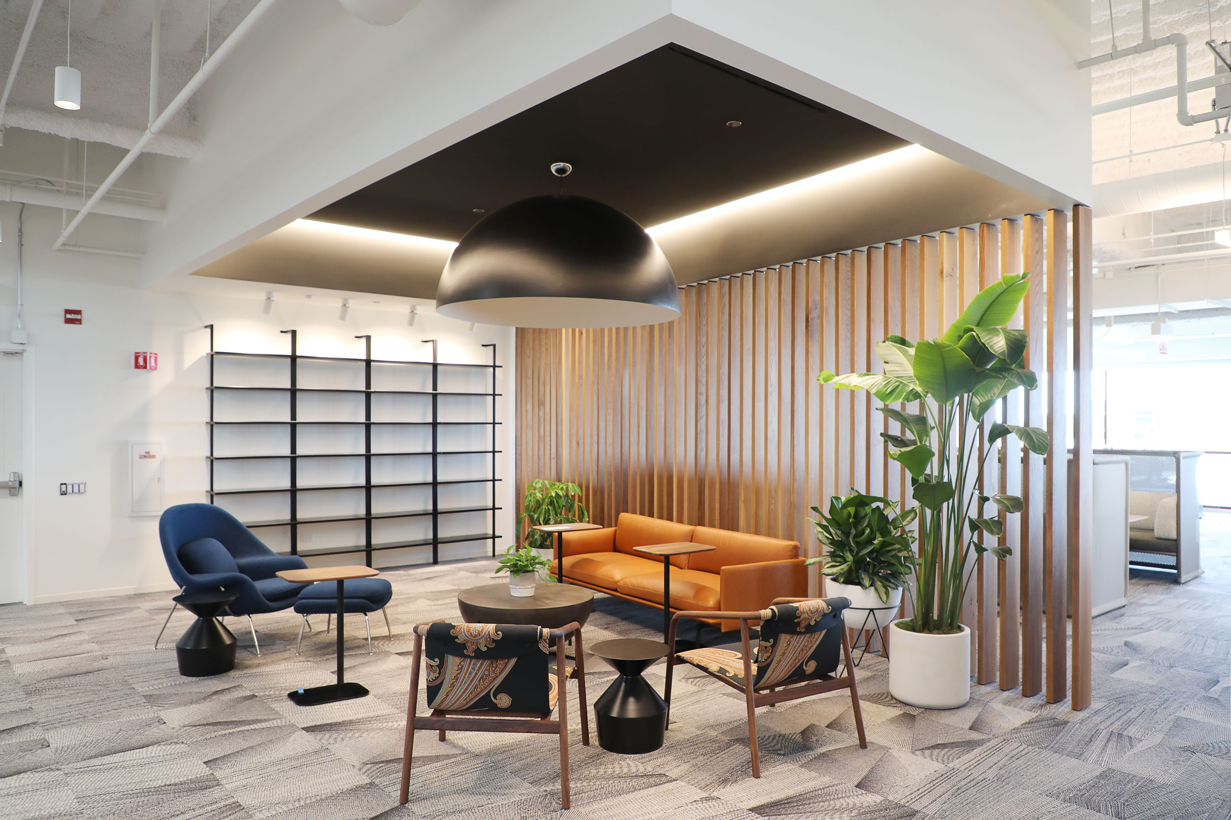 Skender Completes Renovation of WBEZ Headquarters