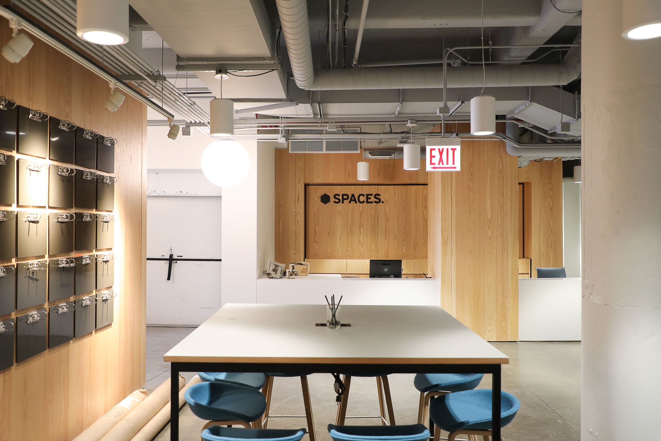 "Skender Completes Interior Construction of Coworking Brand ""Spaces"" for IWG"