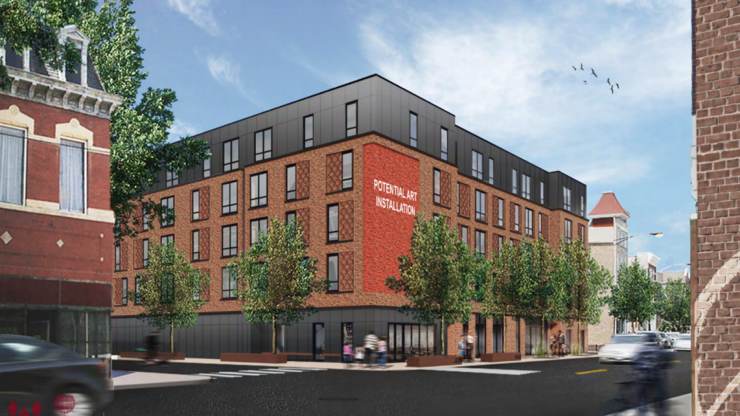 Pilsen Nonprofit's $20 Million Affordable Housing Development Approved By City Committee