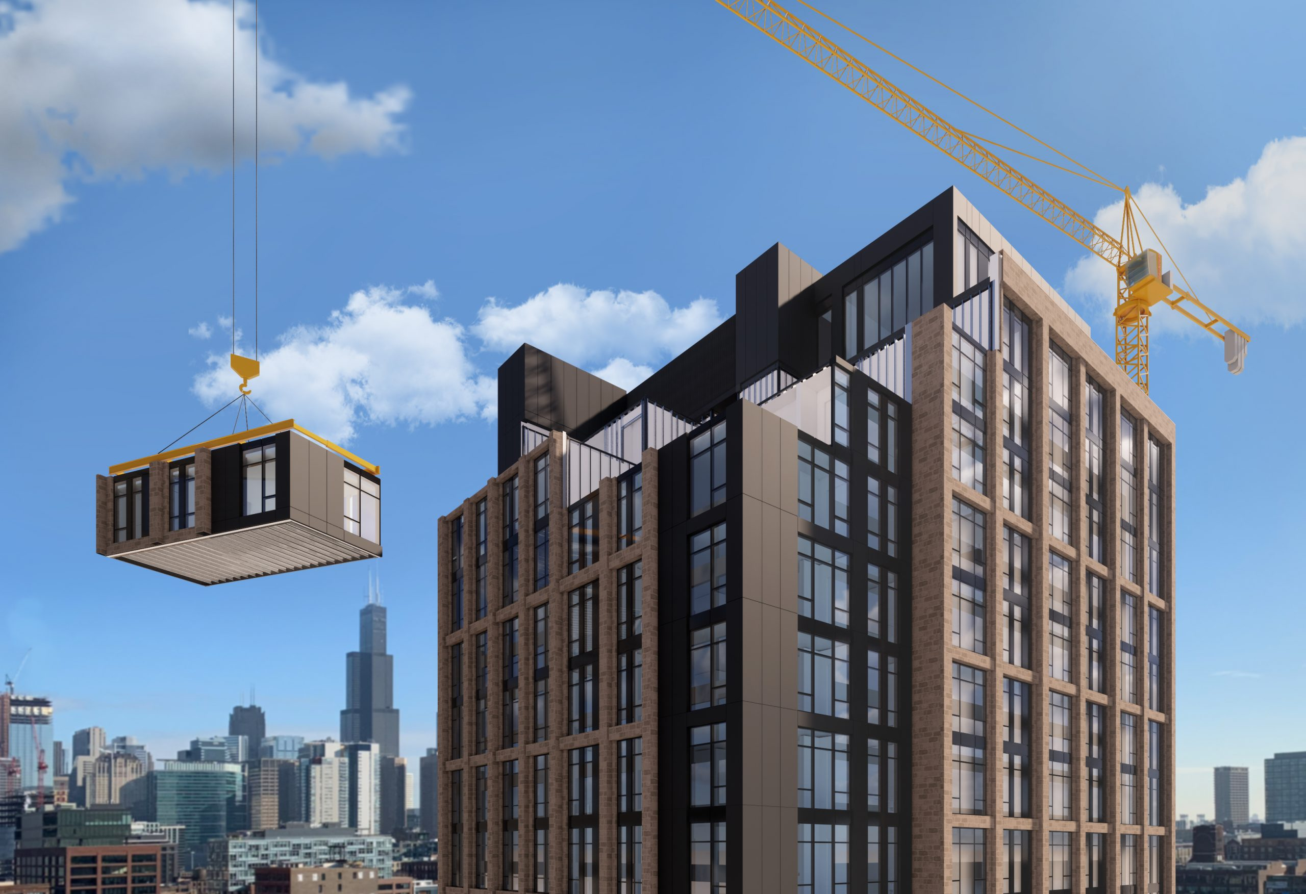 Major Growth Expected for Prefabrication and Permanent Modular Construction, New Study Finds