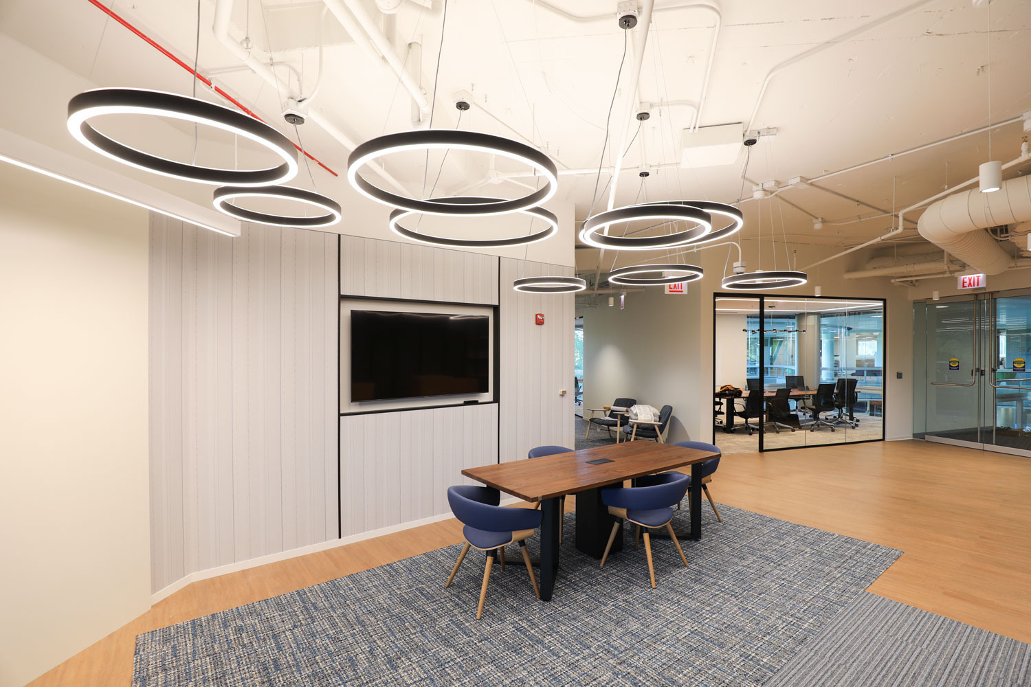 Skender Completes Interior Construction of IDEX Corporation HQ in Northbrook, Illinois