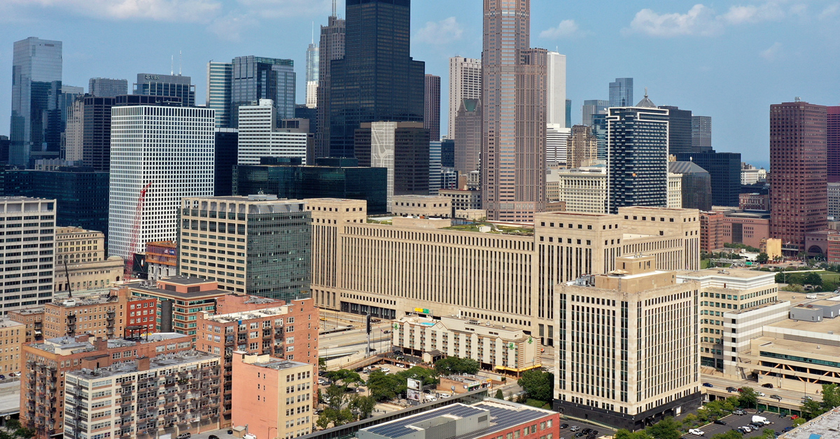Lessons Learned from Chicago's Landmark Old Post Office Redevelopment