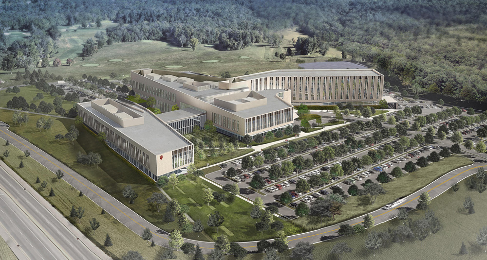 Skender Partners With F.A. Wilhelm to Build IU Health Bloomington Regional Academic Health Center